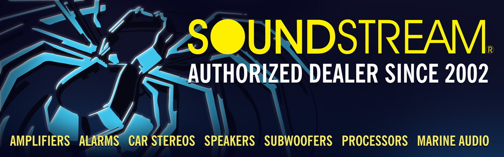 WoofersEtc.com Soundstream Authorized Dealer
