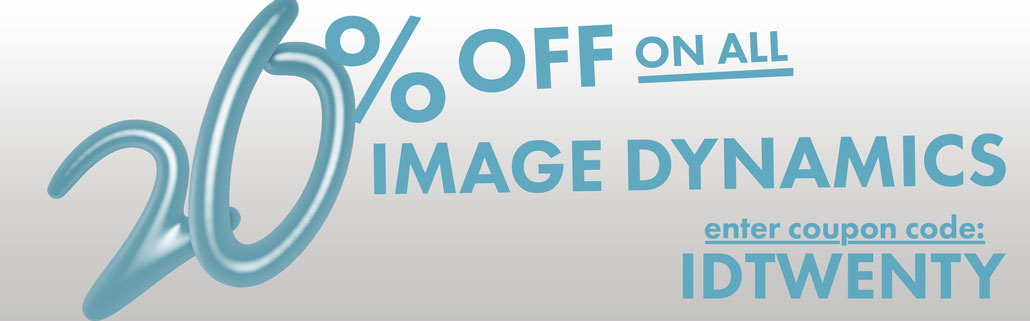 20% Off All Image Dynamics Products at WoofersEtc.com - Coupon Code: IDTWENTY