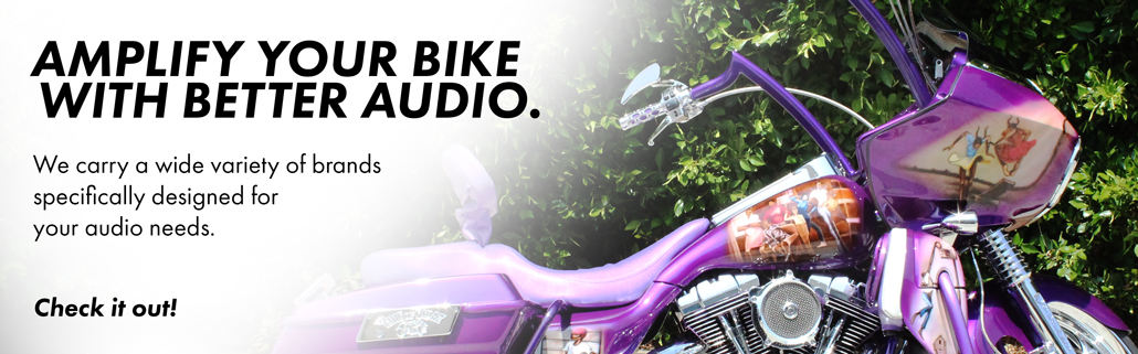 Amplify Your Bike with Better Audio!