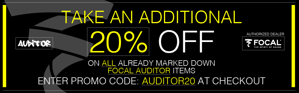 Focal Auditor 20 Off