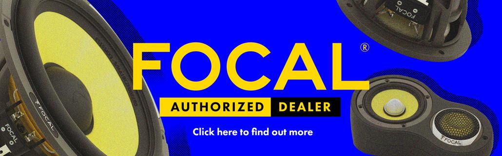 Focal Authorized Dealer