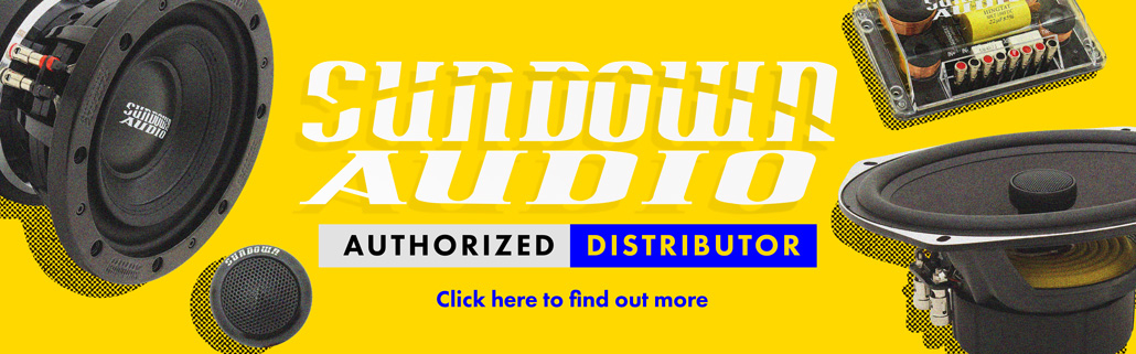 Authorized Sundown Audio Dealer