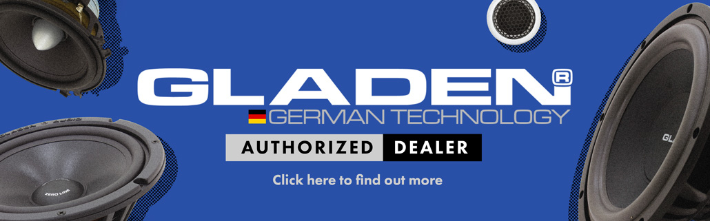 Authorized Gladen Dealer