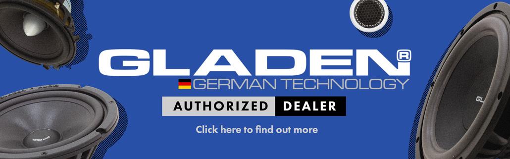 Authorized Gladen Dealer