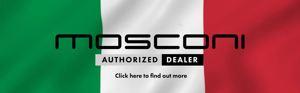 Authorized Mosconi Dealer