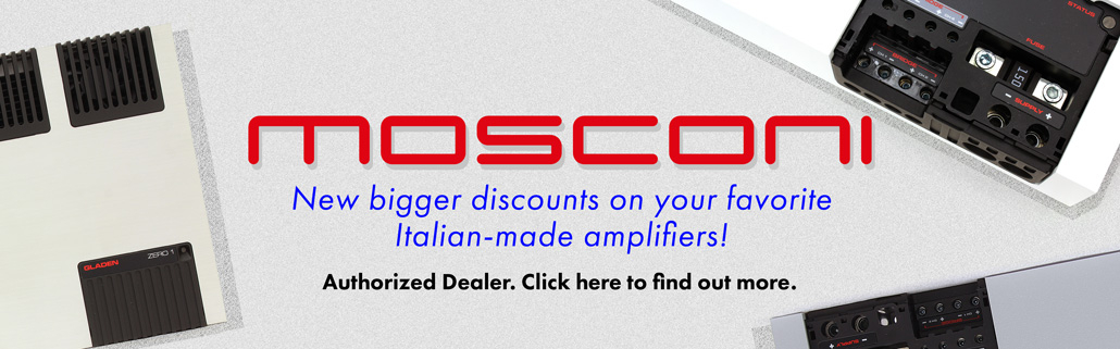 Mosconi Amplifiers