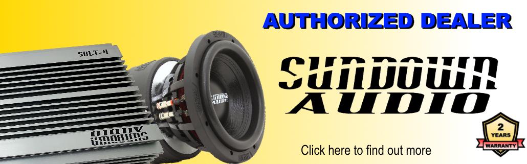 Sundown Audio - Online Authorized Dealer